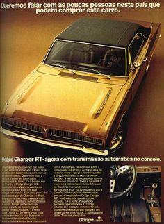 Dodge Charger RT (215 HP) 1974 - Chrysler