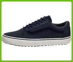 Vans U ERA GUMSOLE, Unisex-Erwachsene Sneaker , Weiß - Weiß - Blanc - White  (Gumsole - True White/Medium Gum) - Größe: 34.5 - Sneakers für frauen…