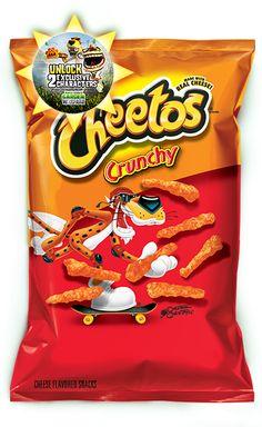 Cheetos / Plants vs Zombies: Garden Warfare