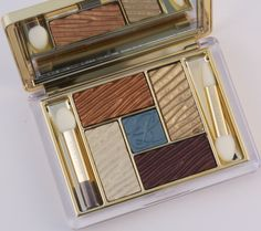 Estee Lauder Bronze Sands Eyeshadow Palette. Swatches at this link. Just got mine today in the mail. It is TO-DIE-FOR! All five shadows are cyber eyes pure color formulation. This will sell out quick!