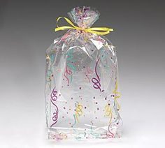 Cello Bags Party Confetti Large - Pack of 20 * Details can be found by clicking on the image.