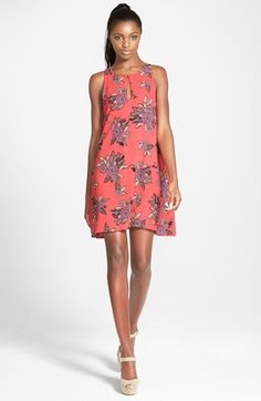 MINKPINK 'Cherry Pie' Keyhole Dress available at #Nordstrom