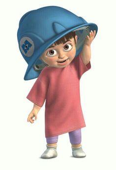 Pixar Animation Studios (Pixar) is an American computer animation film studio based in Emeryville, California. Pixar is a subsidiary of The Walt Disney Company. Monsters Inc Characters, Monsters Inc Boo, Monsters Ink, Disney Monsters, Pixar Characters, Cartoon Monsters, Fictional Characters, Disney Pixar Movies, Disney Cartoons