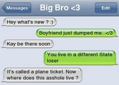 Brotherly love... Funny Pictures | Jokideo // Funny Pictures & Jokes - Part 58
