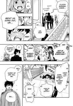 Read manga Ao no Exorcist Chapter 082 online in high quality
