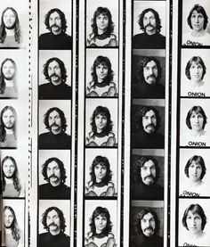 Smile! Pink Floyd from the book 'Pink Floyd' by Miles.