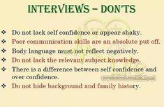 job interview tips Job Interview Answers, Job Interview Preparation, Interview Skills, Job Interview Tips, Job Interviews, Interview Techniques, Job Resume, Resume Tips, Resume Ideas