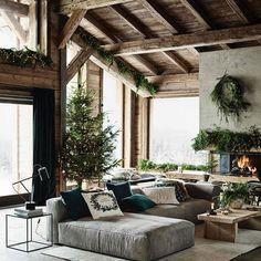 Queda menos para la llegada de la Navidad 🌲☃️ @hmhome #buenasnoches #ideasnavidad #trucosparadecorar