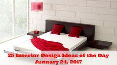 25 Interior Design Ideas of the Day - January 2017 Condo Interior Design, Kitchen Interior, Modern Interior, Interior Decorating, Interior Ideas, Kitchen Design, Decorating Ideas, Decor Ideas, Space Interiors