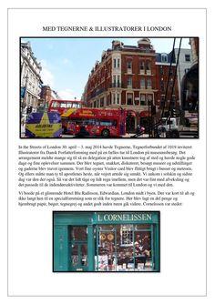 #ClippedOnIssuu from Med tegnerne i London