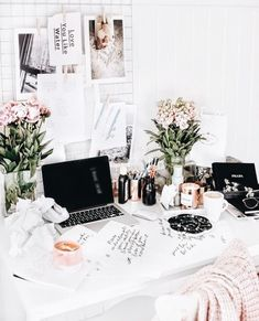 Girly Office Spaces