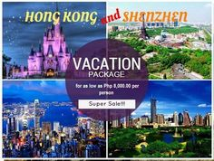 Email: mizzadventuretravel@gmail.com For more details... Vacation Packages, Shenzhen, Hong Kong, Packaging, Tours, Travel, Viajes, Destinations, Wrapping