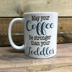 The perfect Mother's Day gift (or just because) for Mom! This 11 oz mug is perfect for your home! *This is NOT vinyl, it is professionally applied print onto the mug. Dishwasher & Microwave safe*