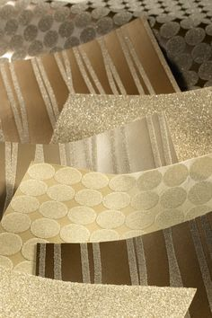 Turn your bedroom into a luxurious, indulging retreat by adding a glam sham wall covering.