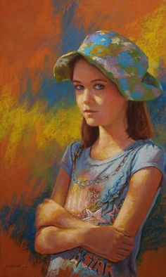 Fine Art and You: Rita Kirkman | Colorful Pastel Paintings