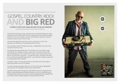 Gospel, Country, Rock, and Big Red: Joe Camilleri and the Black Sorrows. — UNSEALED 4x4