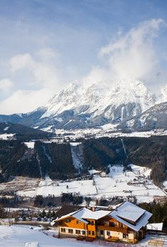 Schladming, Austria | www.gooverseas.com | Intern, Volunteer, Teach, Study Abroad! | Make your dreams a reality.
