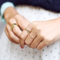 Love Script Ring