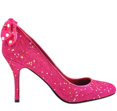 "Barbie Shoes - for 'grown-ups'.... ;) I love that the bottom says ""Yes, you need them."" Plus - they sparkle!!"