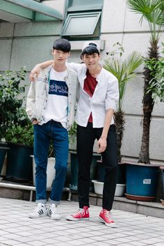 Model : Choi Min Soo and Han Seung Soo (Climix Model)