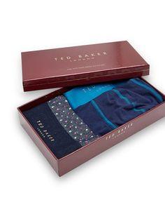 Ted Baker Grate Socks & Bangkok Boxers Gift Set