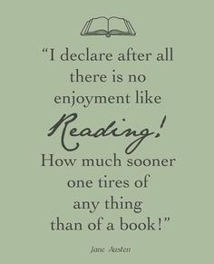 Jane Austen - Click image to find more Film, Music & Books Pinterest pins