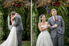 Crestwood Inn Wedding Photographer Boone, NC @JeanMoree Photo @crestwoodnc  October -arbor by Shady Grove Grove Gardens