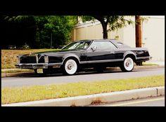 Lincoln MK V