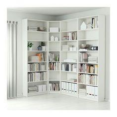 Billy corner bookcase