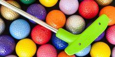 10. Miniature Golf