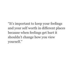 Keep yourself from getting hurt