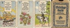 Alta Carta Playing Cards: Antique - pre 1950 (5)