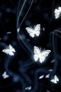 Más mariposas.