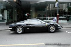 Ferrari Dino 246 GT Black