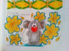 Orb on the Move Maus inspiriert von Pinterest