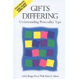 Gifts Differing: Understanding Personality Type by Isabel Briggs Myers