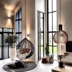 Credit: @norwegianfairytale  - Architecture and Home Decor - Bedroom - Bathroom - Kitchen And Living Room Interior Design Decorating Ideas - #architecture #design #interiordesign #homedesign #architect #architectural #homedecor #realestate #contemporaryart #inspiration #creative #decor #decoration