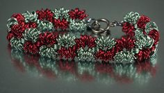 Chainmaille Bracelet. $80.00, via Etsy.