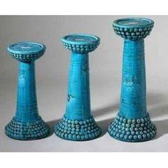 portavelas de ceramica - Buscar con Google