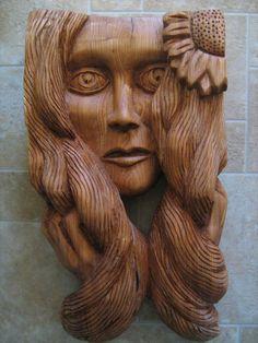 Josh Osborne, Wood Carving Artwork - Google+