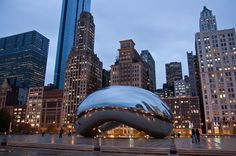 Чикаго, США * * * * * * * * * * * * * * * * * * * * * * * * * * * * * #подбортура #приобретениепутевок #кудапоехать #отдых #путешествия