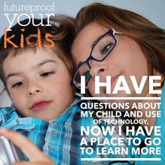 #Parenting in the online world.  Now you have a place to you #yourspace  http://futureproofyourkids.com