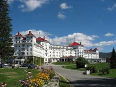 This Grand Dame Hotel is Like a Doting Granny: A century-old grand dame of a hotel, the Mount Washington Resort is a National Historic Landmark.