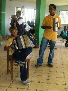 La expresiones artísticas. Escuela de Música. Municipio de El Bagre