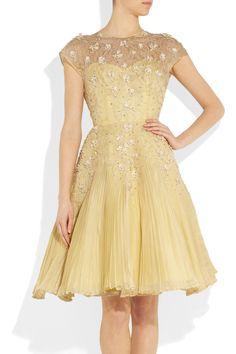 One Vintage|Ava dress|NET-A-PORTER.COM