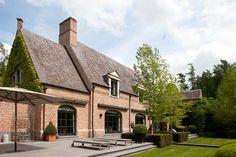 Frank Missotten, villabouw, belgium house,