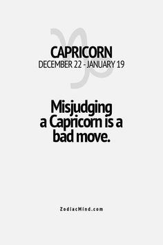 Daily Horoscope - Daily Horoscope - Lmfao Hate You Quotes. QuotesGram Pinned by The Mystics Emporium on Etsy Zodiac Capricorn, All About Capricorn, Capricorn Quotes, Zodiac Signs Capricorn, Capricorn And Aquarius, Zodiac Mind, Zodiac Facts, Capricorn Constellation, Astrology Signs