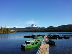Camp Ten (Olallie Lake) Campground