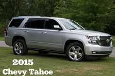Riding In Style with the 2015 Chevy Tahoe #Chevy #Tahoe #ChevyMoms