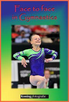 Als er een turnster van het Fantastic Gymnastics 2015 was waar ik iedere keer als fotograaf op zat te wachten, dan was dat wel Marieke van Egmond. De kleinste turnster van het toernooi, maar wel de grootste in het beleven van haar sport. Dat kon je zien maar ook voelen via haar gezicht!